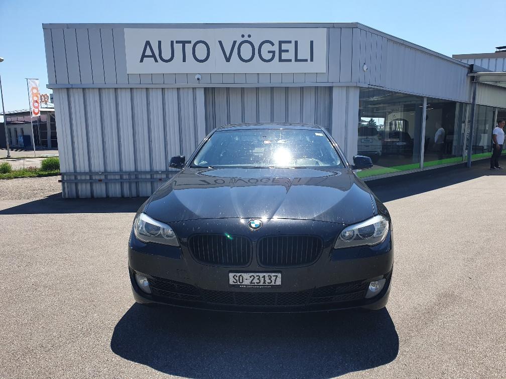 saloon BMW 5er Reihe F10 535i xDrive
