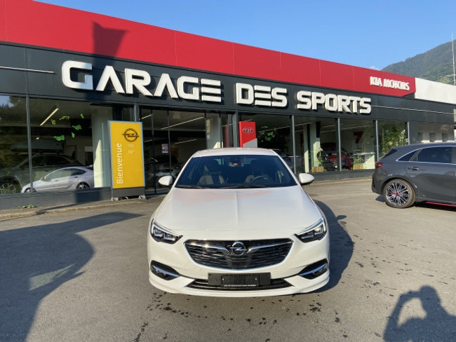 saloon Opel Insignia 2.0 T Excell.4WD