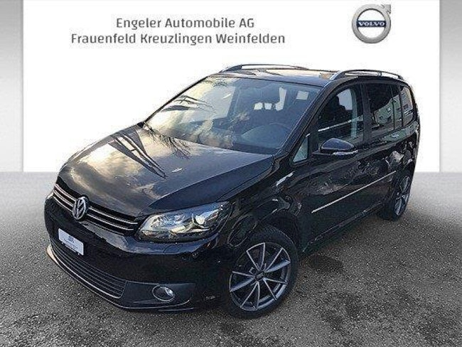 van VW Touran 1.4 TSI High