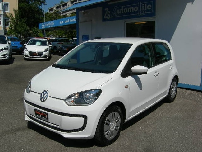 saloon VW Up 1.0 BMT move up ASG