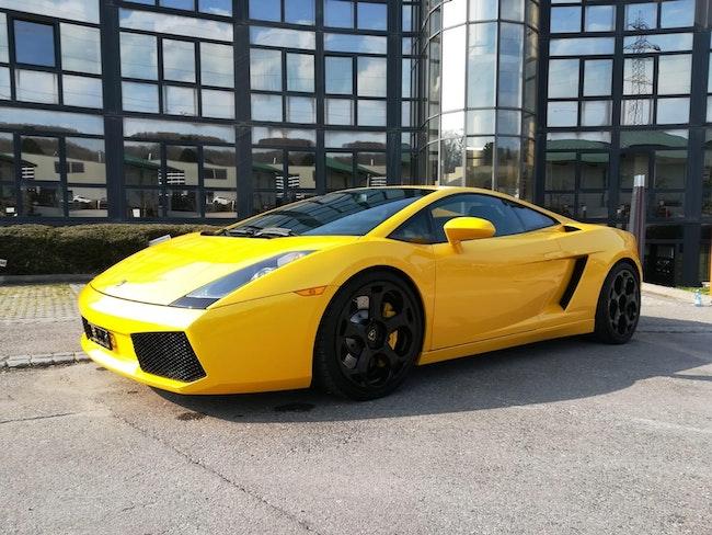 sportscar Lamborghini Gallardo 5.0 V10 Coupé