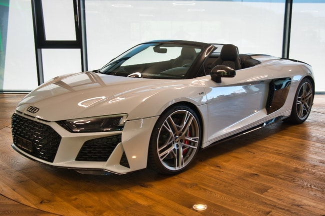 cabriolet Audi R8 Spyder performance S-Tronic