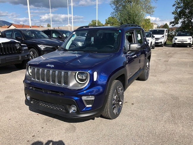 suv Jeep Renegade 4x4 2.0 140cv Limited