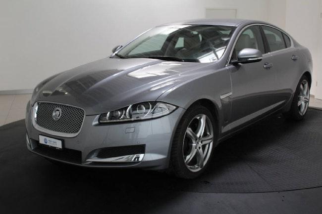 saloon Jaguar XF 3.0 V6 S/C Luxury AWD