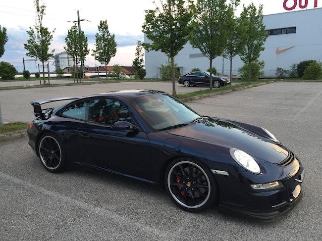 sportscar Porsche 911 Coupé 3.6 GT3