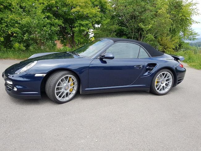cabriolet Porsche 911 Cabriolet 3.8 Turbo