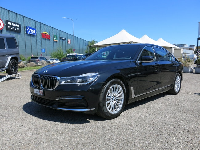 saloon BMW 7er 730Ld xDrive EXCELLENCE