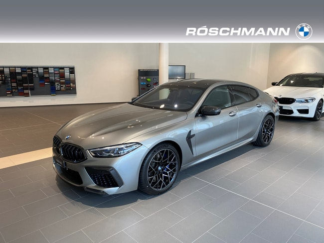 saloon BMW 8er M8 xDrive Competition Steptronic