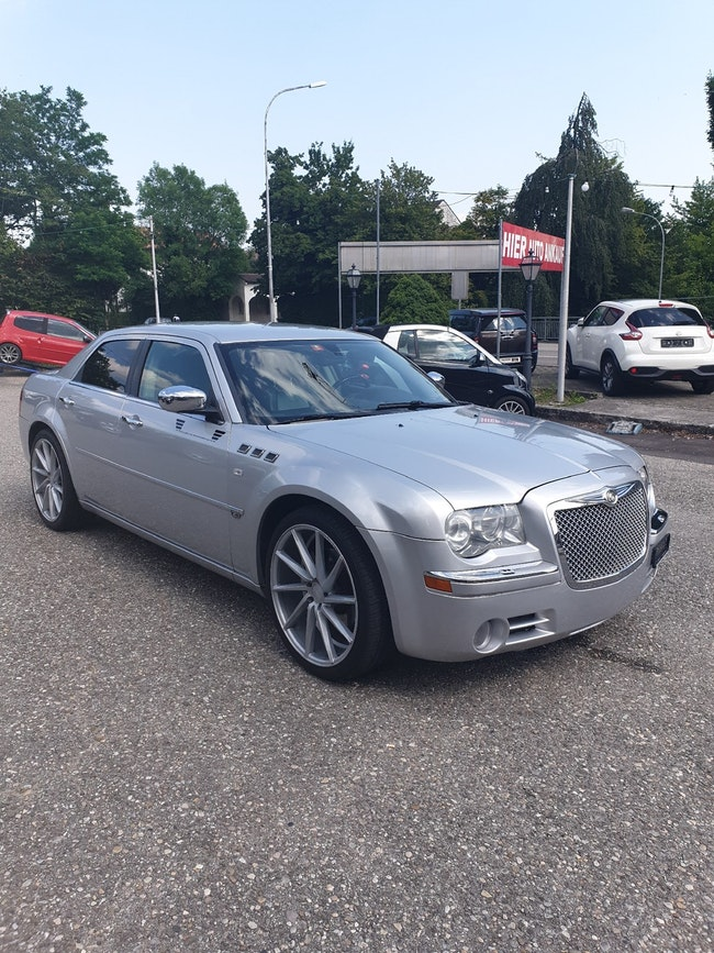 saloon Chrysler 300 C 3.5 V6