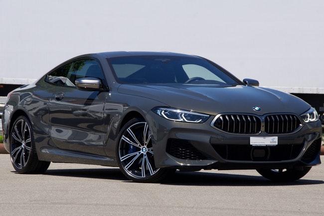 coupe BMW 8er M850i xDrive Steptronic