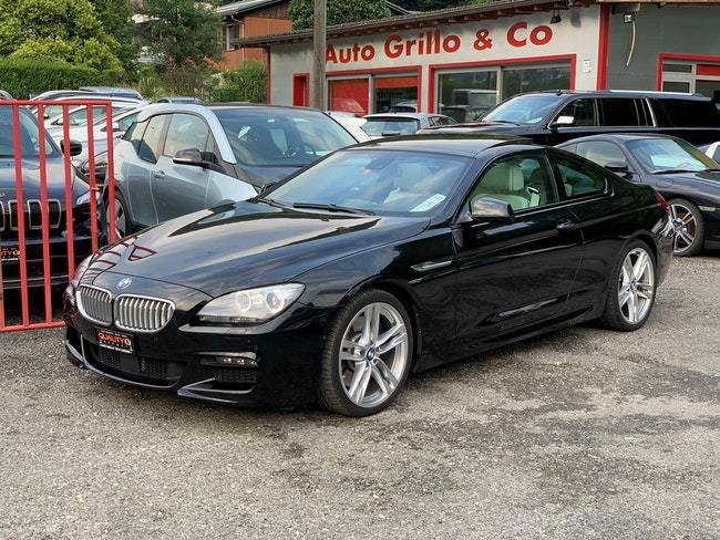 coupe BMW 6er 650i Coupé xDrive