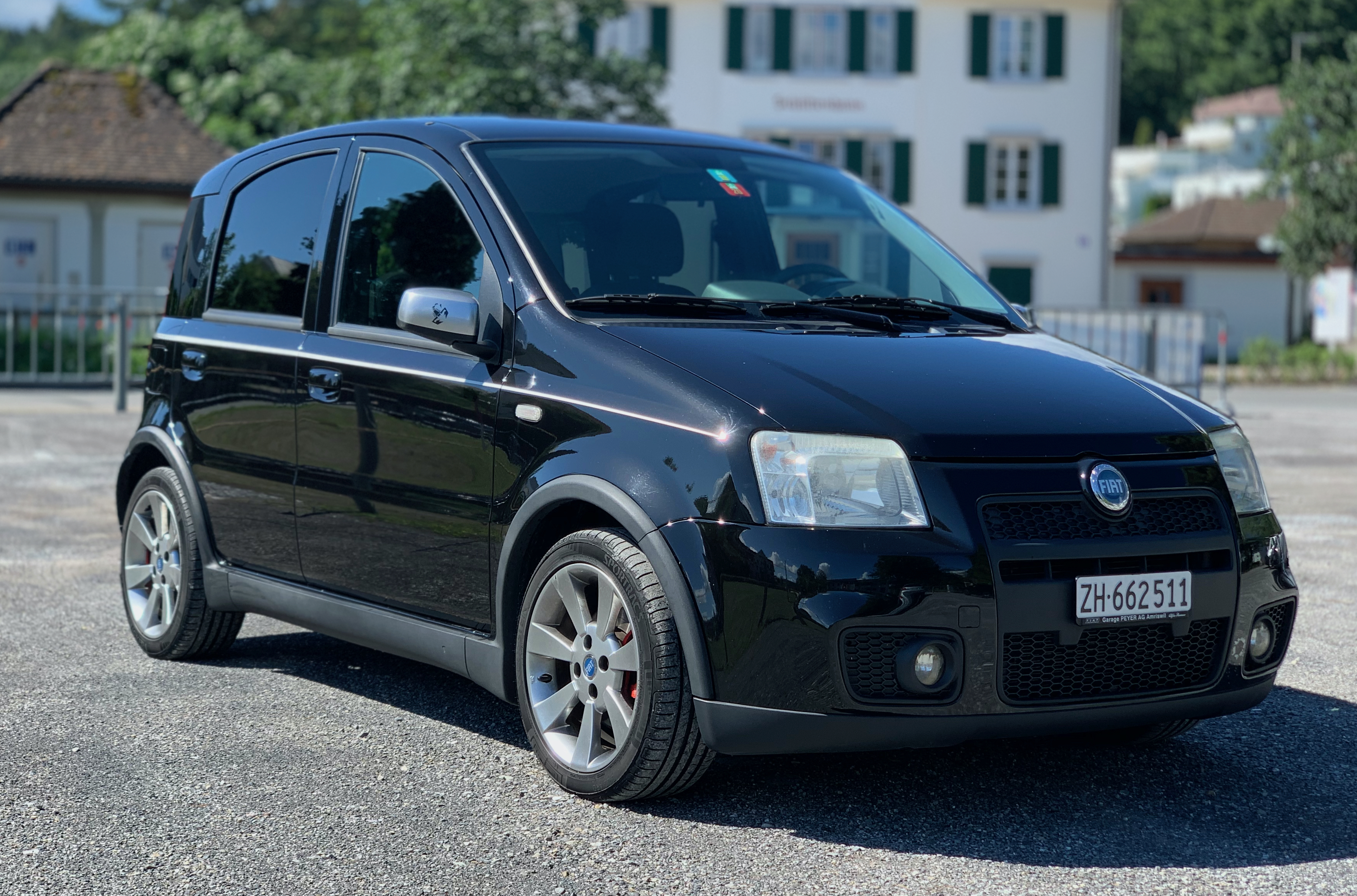 saloon Fiat Panda 1.4 16V 100HP