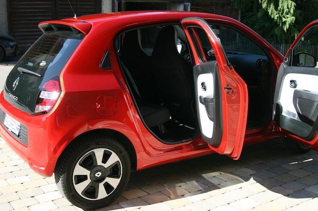 saloon Renault Twingo 1.0 SCe 70 Intens