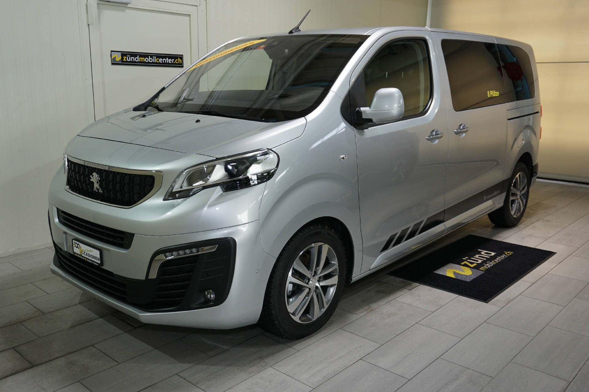 bus Peugeot Traveller Std.2.0 BHDi 180 All.S/S