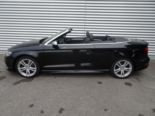 cabriolet Audi S3 2.0 TFSI quattro