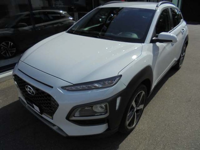 suv Hyundai Kona 1.6 T-GDi Launch Plus 4WD