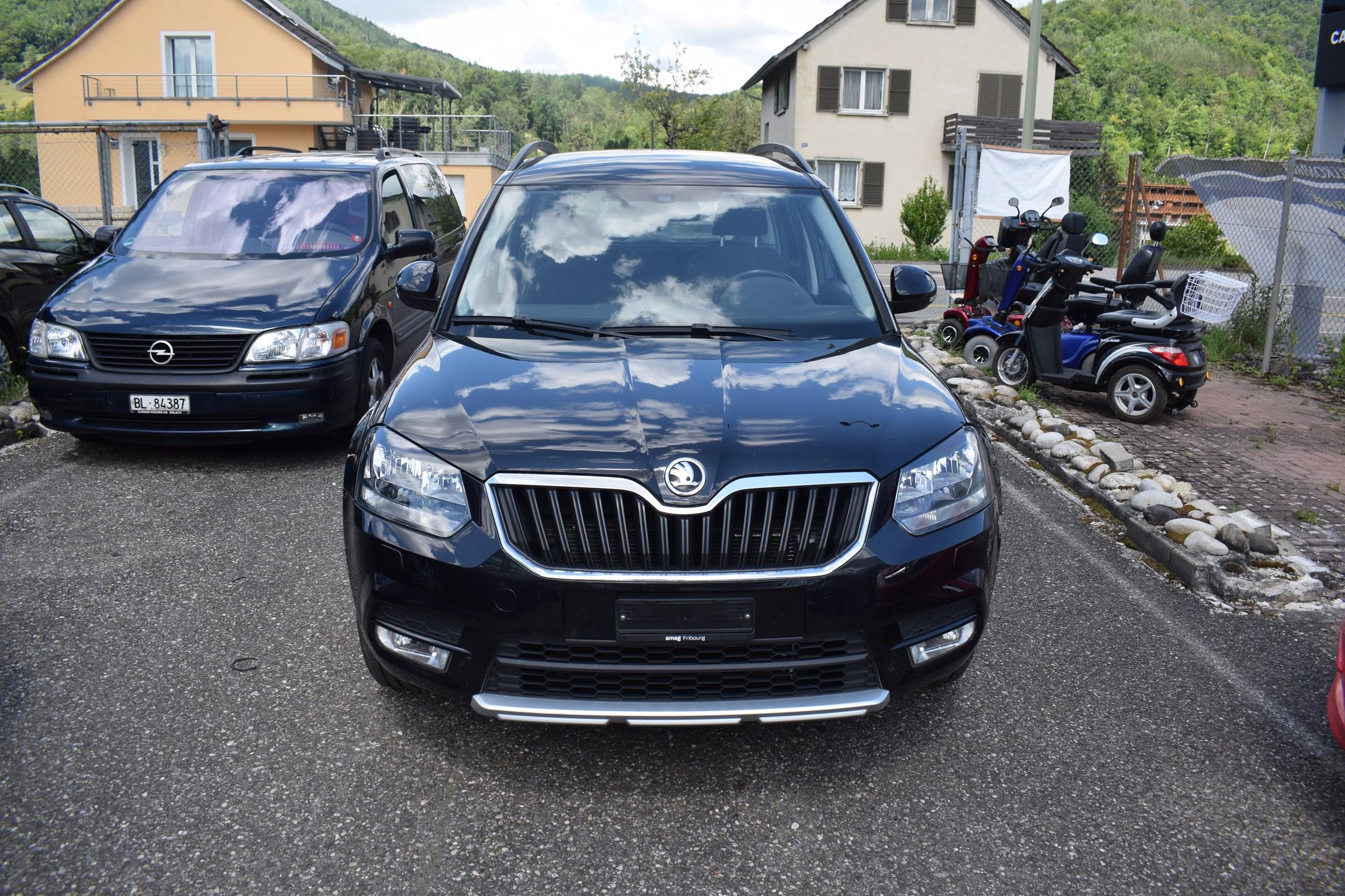 Vehicule D Occasion Suv Skoda Yeti 1 2 Tsi Ambition 4x2 Dsg 74000 Km Pour 12900 Chf Acheter Sur Carforyou Ch