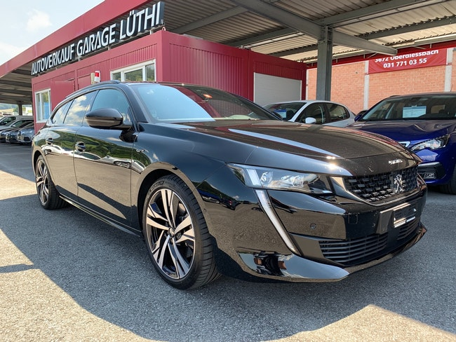 estate Peugeot 508 SW 2.0 Blue HDI GT EAT8