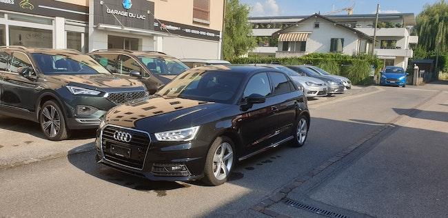 saloon Audi A1 Sportback 1.4 TFSI Sport S-tronic S-Line