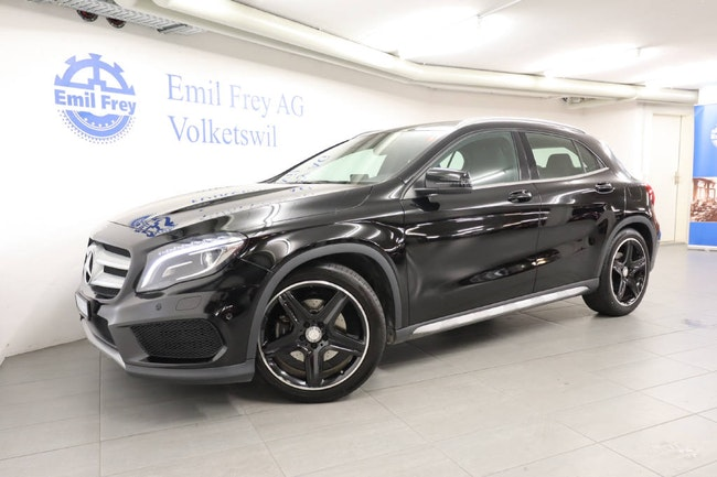 suv Mercedes-Benz GLA-Klasse GLA 250 AMG Line 4m