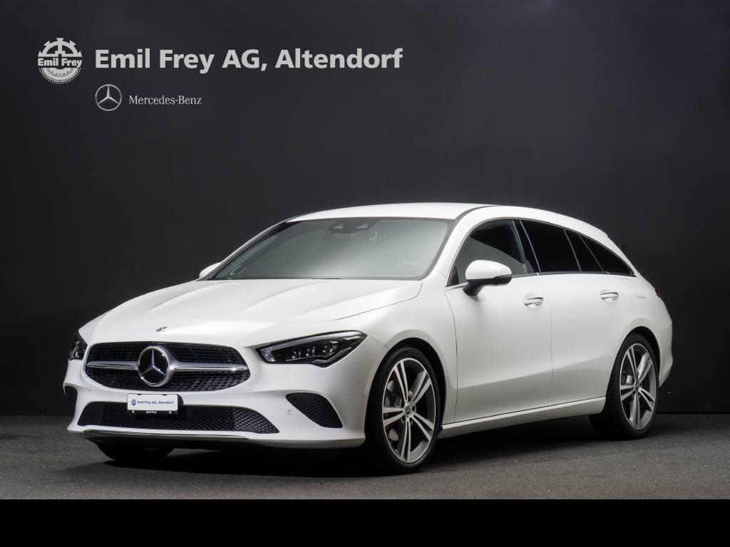 estate Mercedes-Benz CLA-Klasse CLA 200 d Progressive