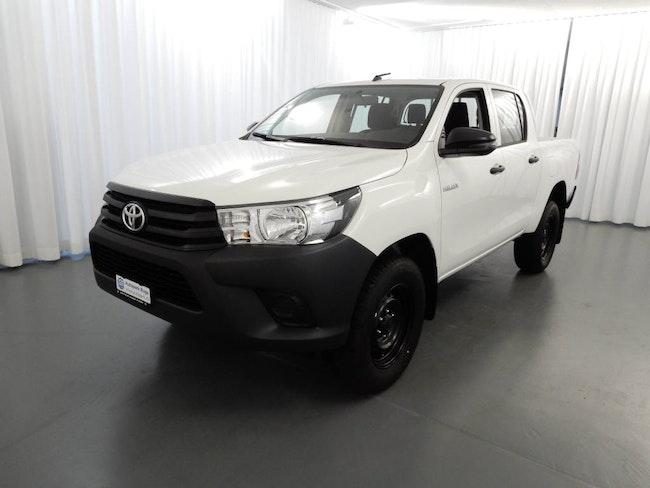 suv Toyota Hilux 2.4 D-4D 150 Comfort