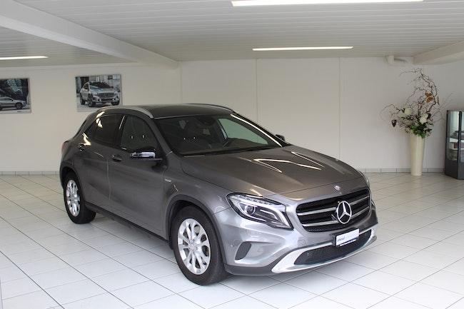 suv Mercedes-Benz GLA-Klasse GLA 250 4m