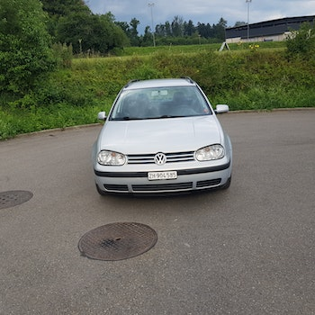 estate VW Golf IV Variant 1.6
