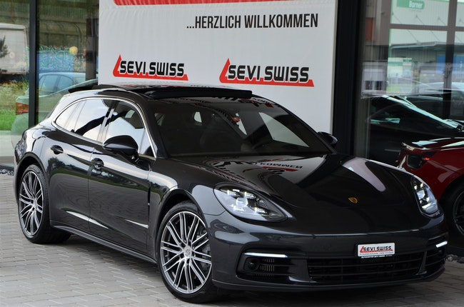 saloon Porsche Panamera 4S Sport Turismo PDK
