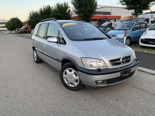 van Opel Zafira 1.8i 16V Linea Fresca