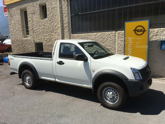 suv Isuzu D-Max Single pick-up 3.0 TDi L 4x4
