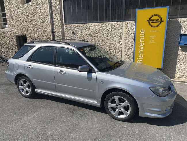 estate Subaru Impreza Wagon 2.0 R