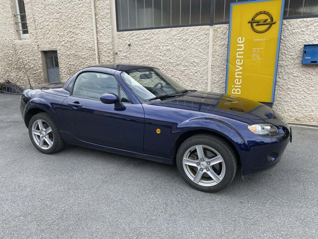 cabriolet Mazda MX-5 Roadster Coupé 2.0 Exclusive