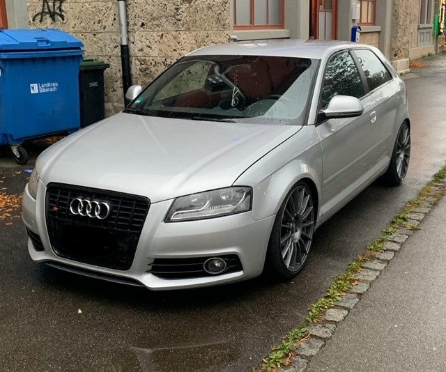 saloon Audi A3 1.8 T FSI Ambiente