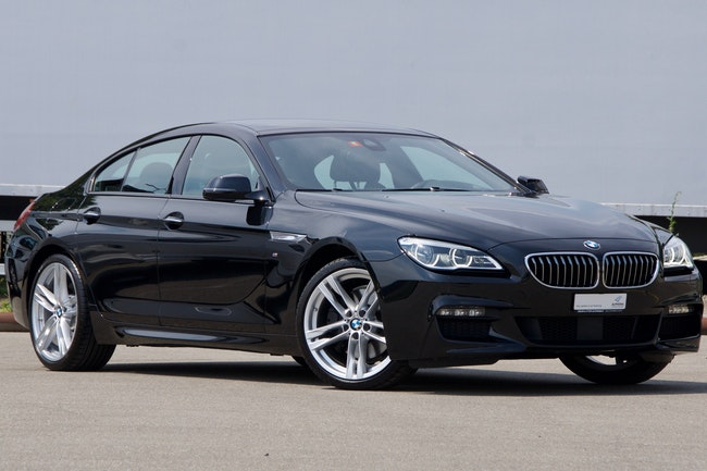 saloon BMW 6er 640d Gran Coupé xDrive
