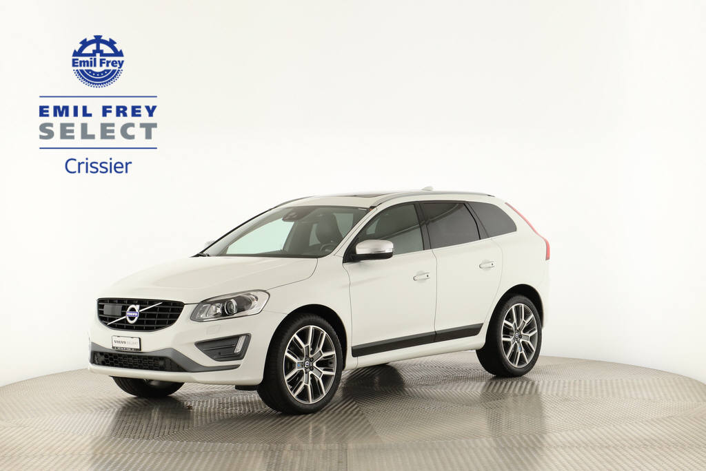 suv Volvo XC60 2.4 D5 Mom. R-Design AWD S/S