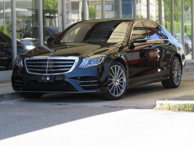 saloon Mercedes-Benz S-Klasse S 350 d AMG Line 4matic lang