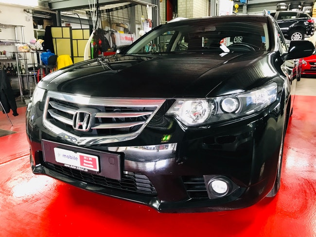 estate Honda Accord Tourer 2.2 i-CTDi Elegance Automatic