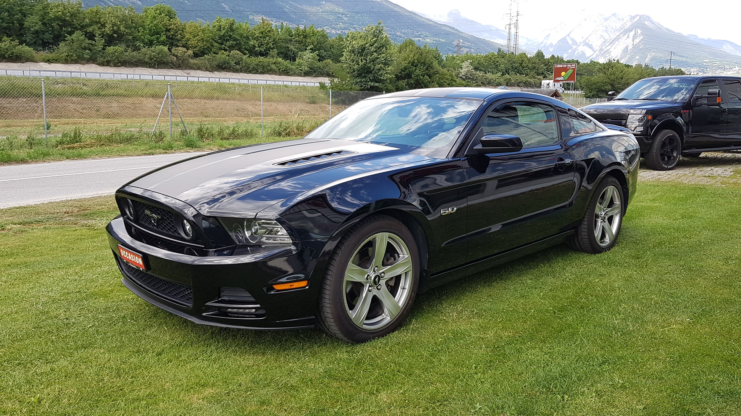 coupe Ford Mustang GT Premium 2013