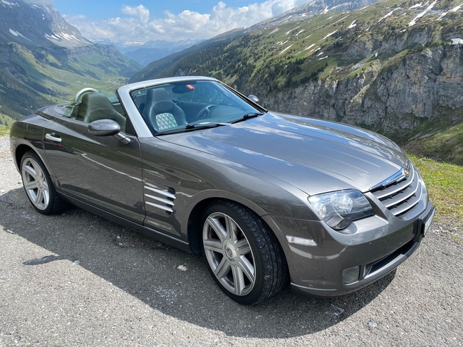 cabriolet Chrysler Crossfire 3.2 V6 Roadster