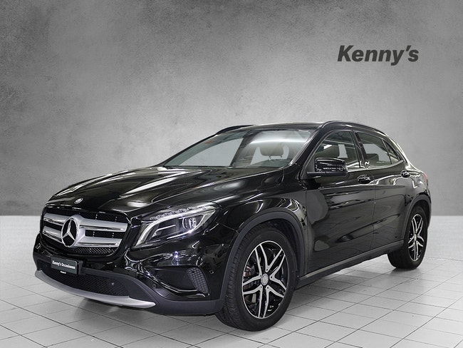 suv Mercedes-Benz GLA-Klasse GLA 250 Style
