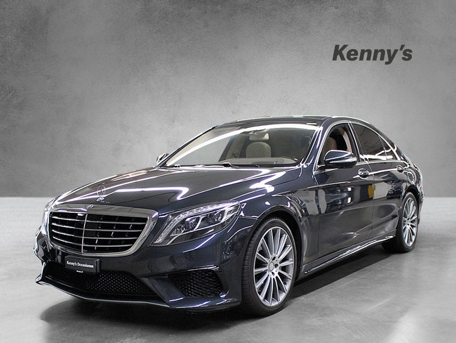saloon Mercedes-Benz S-Klasse S 350 V6 CDI BlueTec 4Matic
