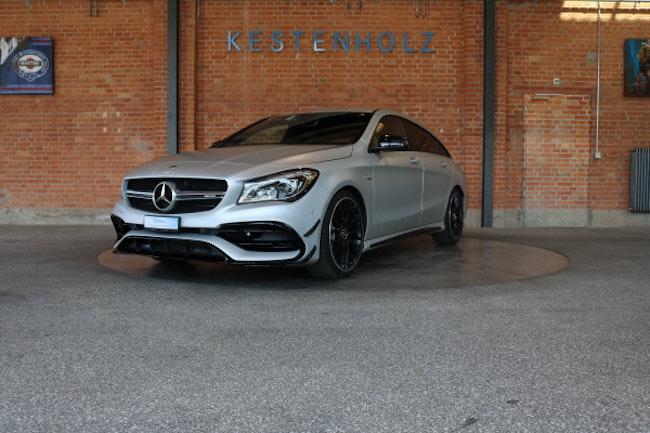 estate Mercedes-Benz CLA-Klasse CLA 45 AMG 4Matic