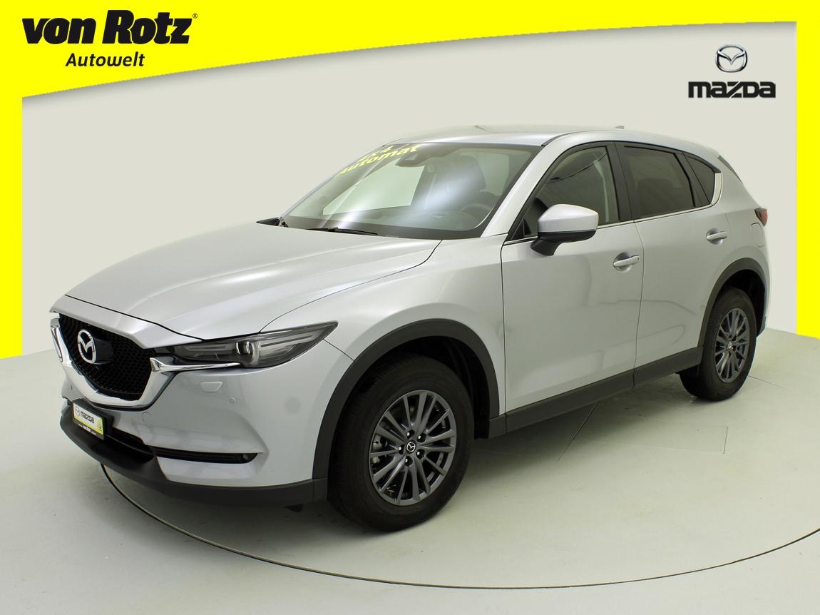 Vorführwagen SUV Mazda CX-5 2.0 Ambition AWD 8700 km für ...