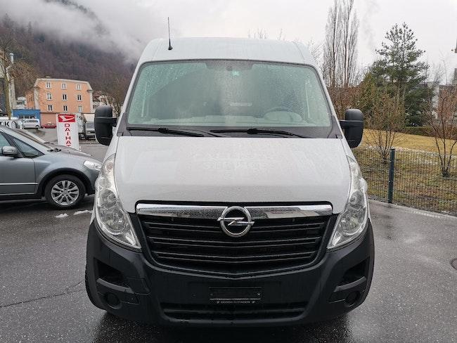 van Opel Movano 2.3 CDTI 3.5t L2H2