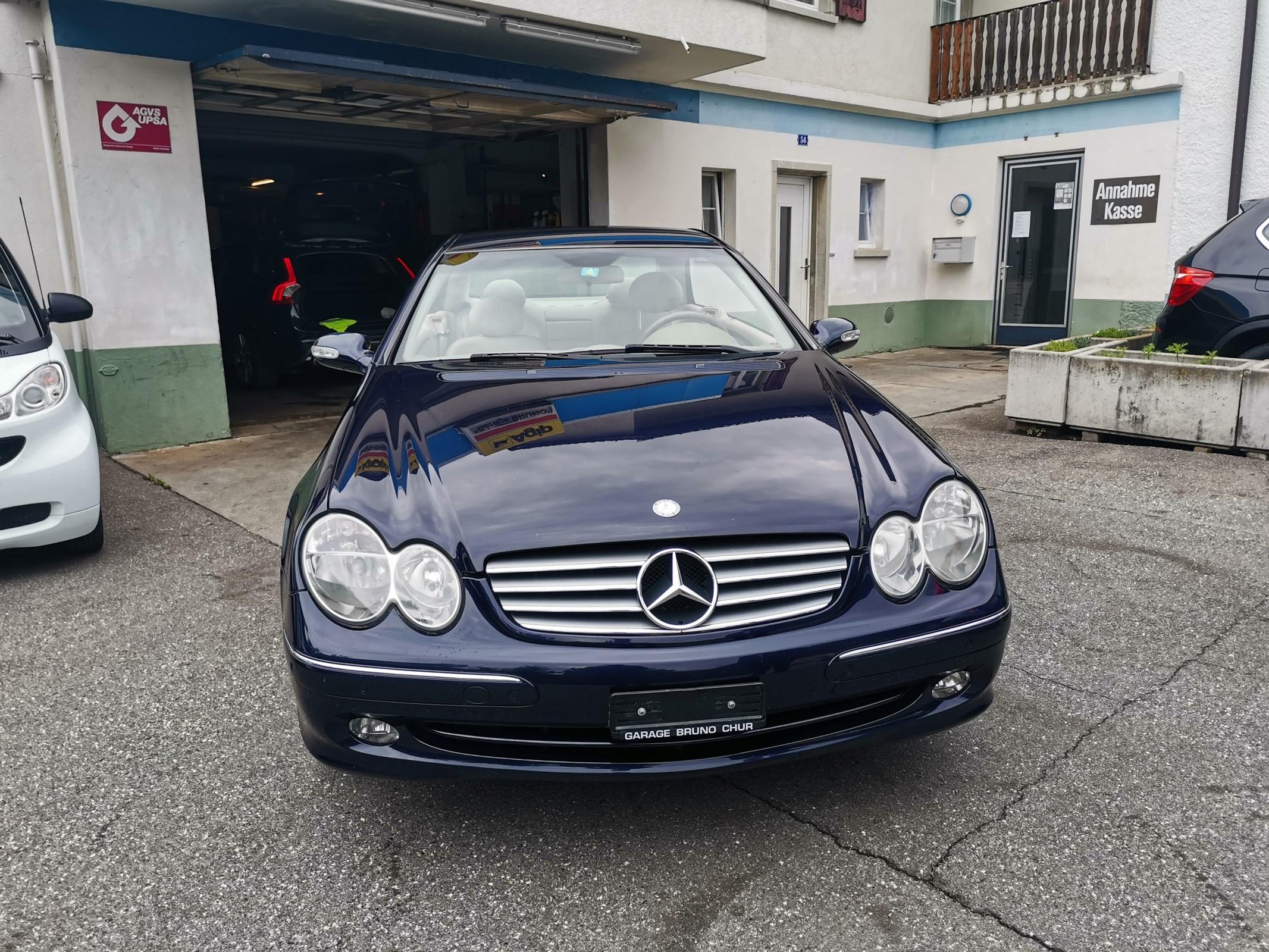 coupe Mercedes-Benz CLK 320 Avantgarde Automatic