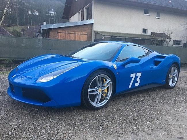 sportscar Ferrari 488 3.9 GTB