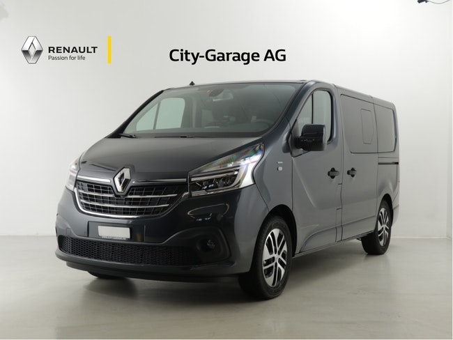 bus Renault Trafic Spaceclass 2.0 dCi EDC