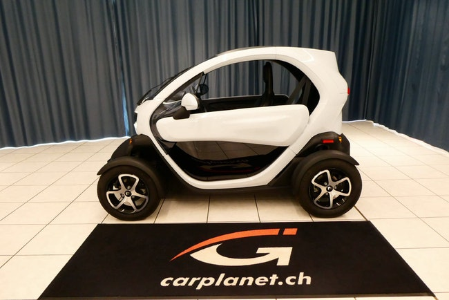 cabriolet Renault Twizy Intens White