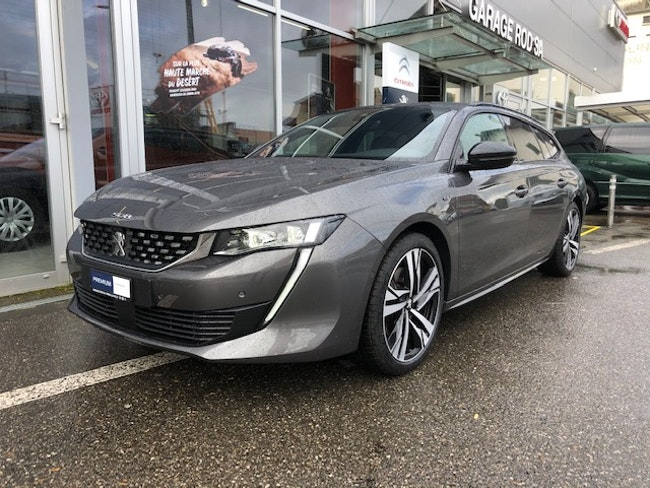 estate Peugeot 508 SW 2.0 BlueHDi 180 GT
